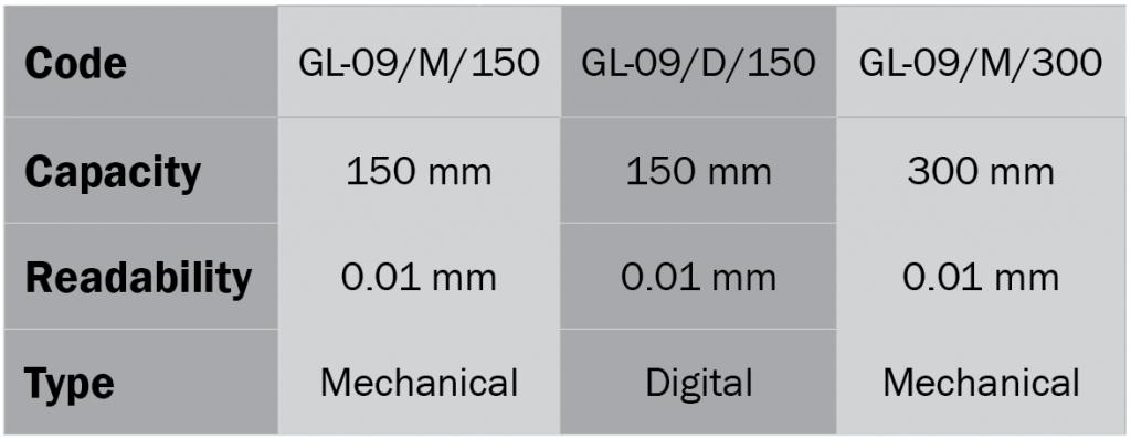 ALFA GL-09-Dims